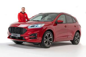 Ford Kuga III (2019)