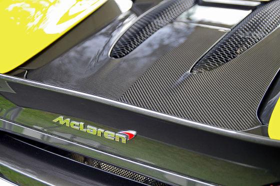 McLaren hat wieder einen Spider