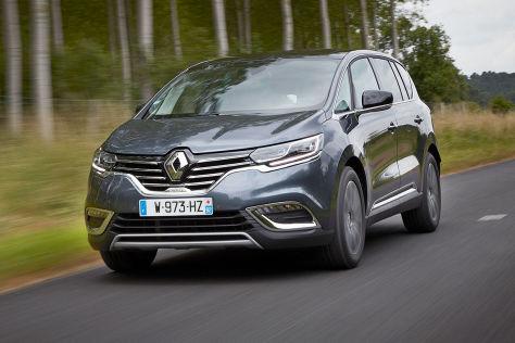 Renault Espace (2017): Vorstellung, Test, Marktstart - autobild.de
