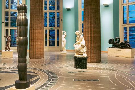 Die besten Stellplätze für Museums-Liebhaber