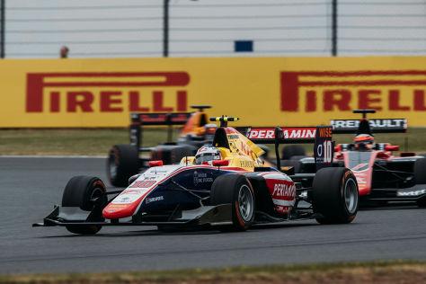 GP3: Alesi junior siegt