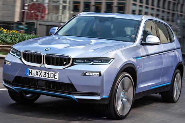 Subaru Diesel Usa >> Video: BMW X30 (2020) - autobild.de