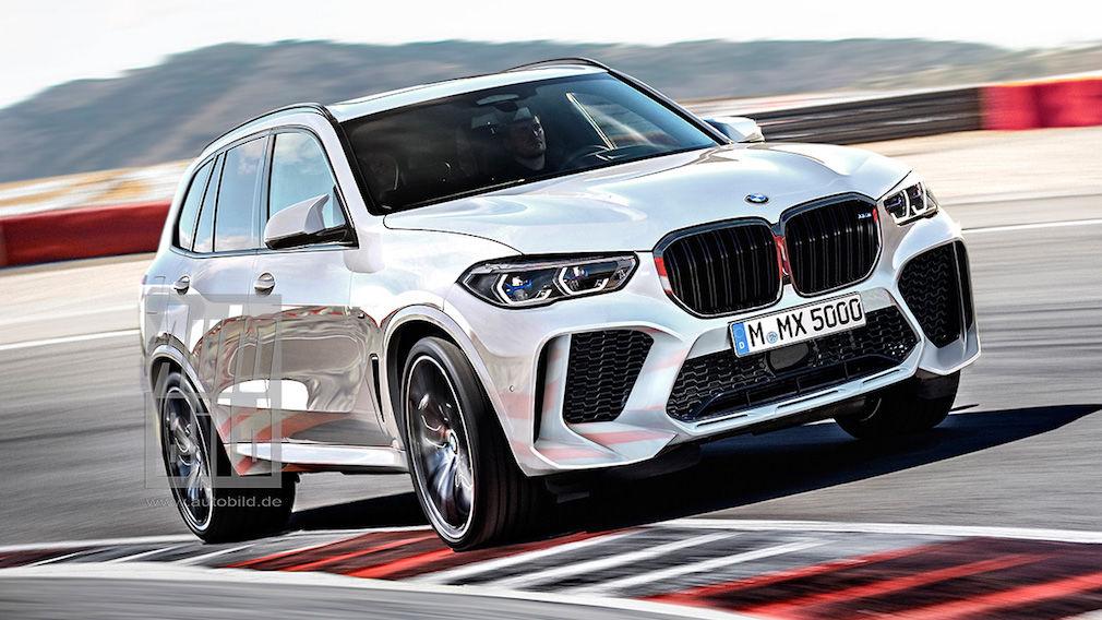 Bmw X5 M 2019 Neue Infos Preis Motor Autobild De