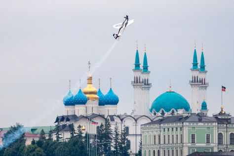 Red Bull Air Race in Russland