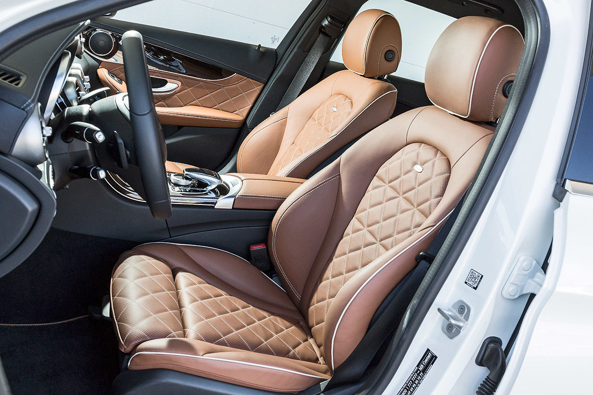 Mercedes C 250 d 4Matic T im Dauertest