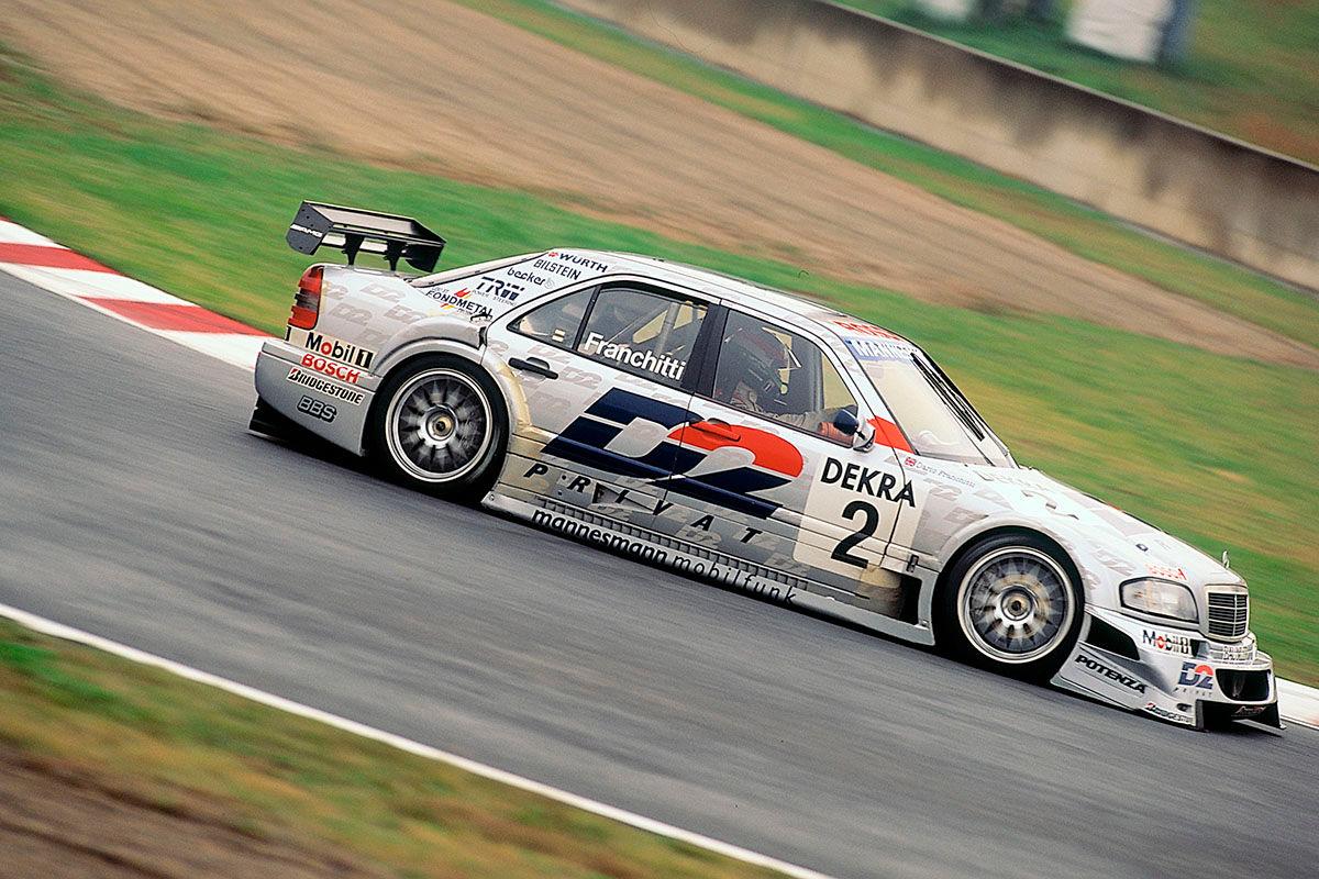 DTM: Alle Mercedes-DTM-Autos