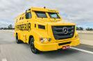 Mercedes-Benz Sicherheitstransporter Carro Forte 915 E