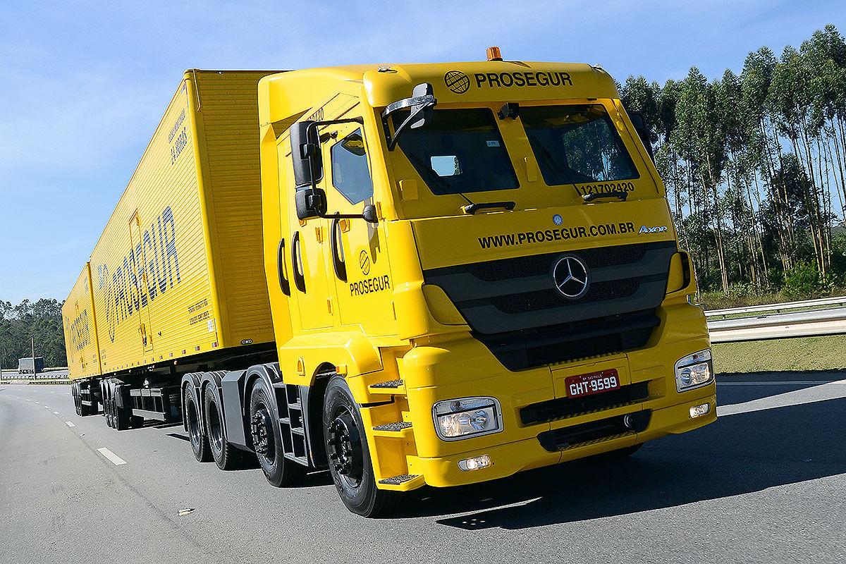 Die Sichersten Trucks Der Welt!