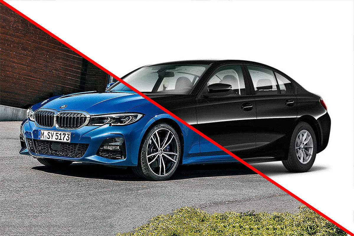 Vergleich: Basismodell vs. Werbefoto