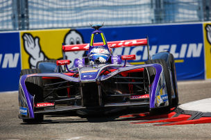 Heidfeld in New York auf dem Podium