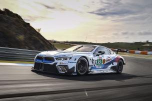 Tracktest: BMW M8 GTE