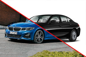Basismodell vs. Werbefoto