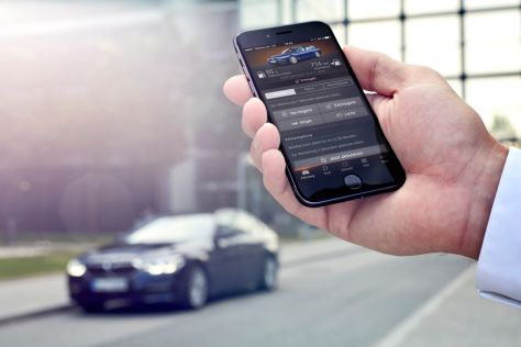 Connected Car: Technik-Offensive bei BMW