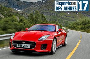 Jaguar F-Type gewinnen!