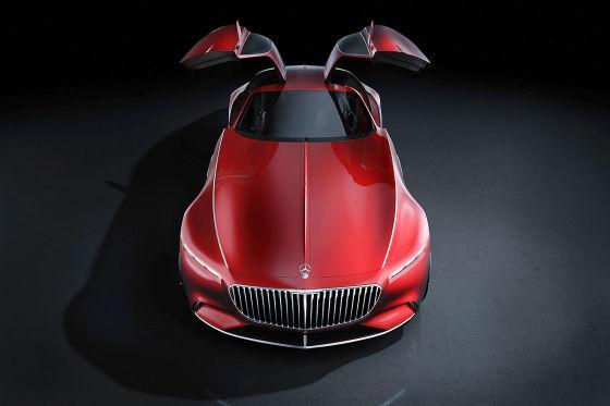mercedes-maybach 6 cabriolet (2017): vorstellung, motor - autobild.de