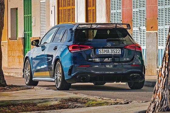 A 35 wird neues AMG-Einstiegsmodell