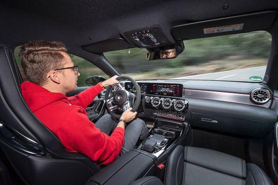 Mercedes Amg A 35 4matic 2019 Preis Test Motor Bilder