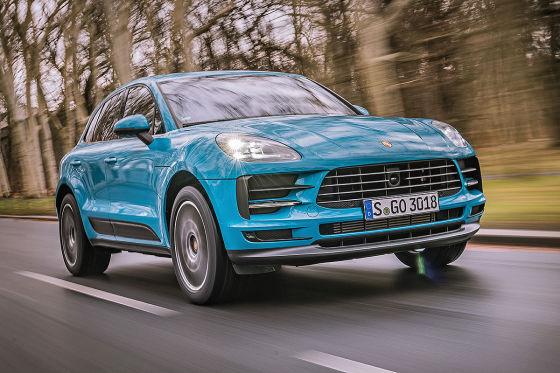 Alle Infos zum Porsche Macan