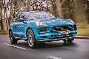 Porsche Macan Facelift (2018): Test