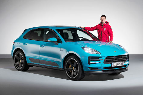porsche macan facelift 2018 motoren preis test und. Black Bedroom Furniture Sets. Home Design Ideas