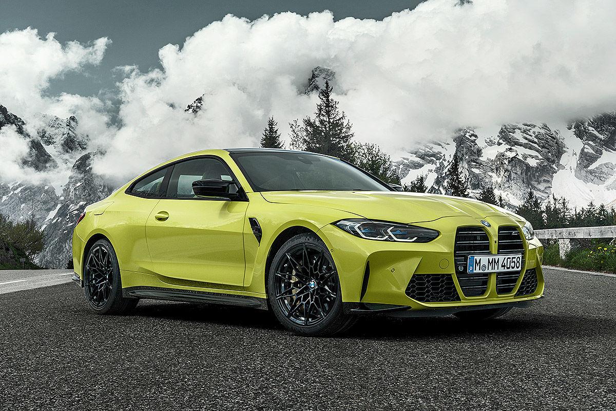 BMW M-Neuheiten bis 2020