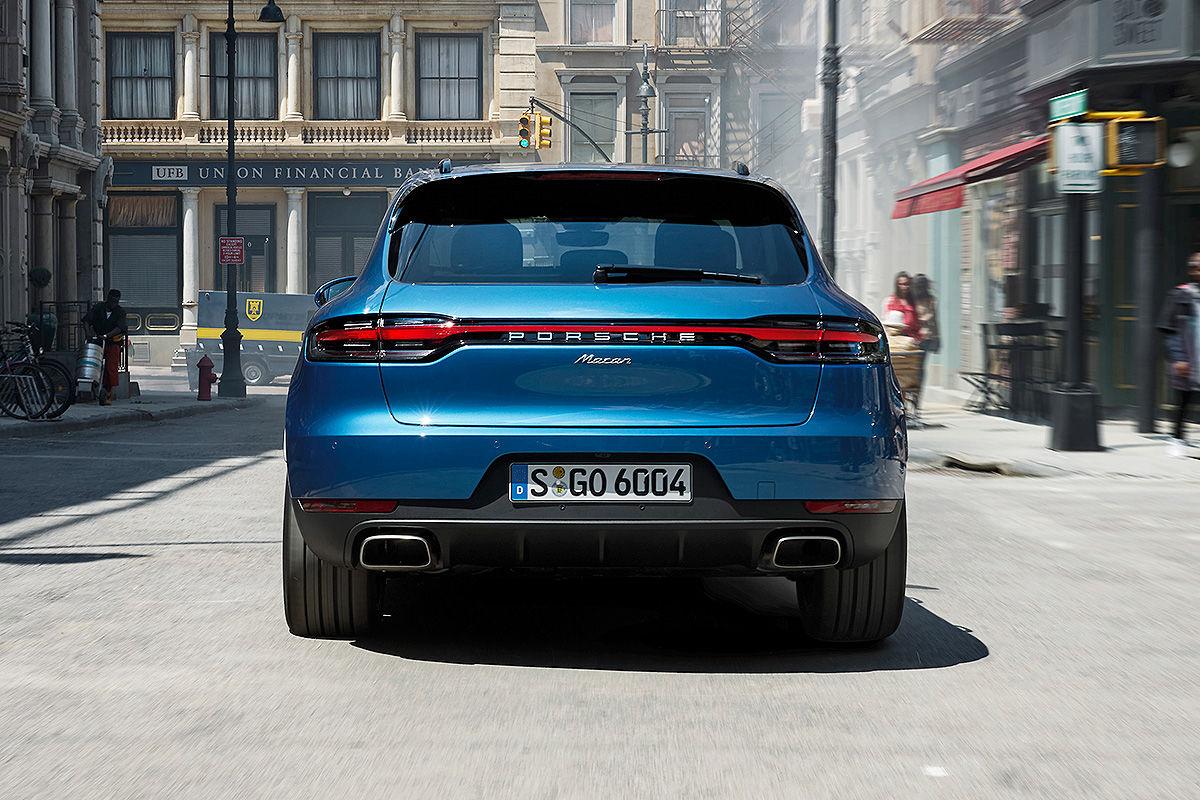 Bildergalerie Porsche Macan Facelift (2018)