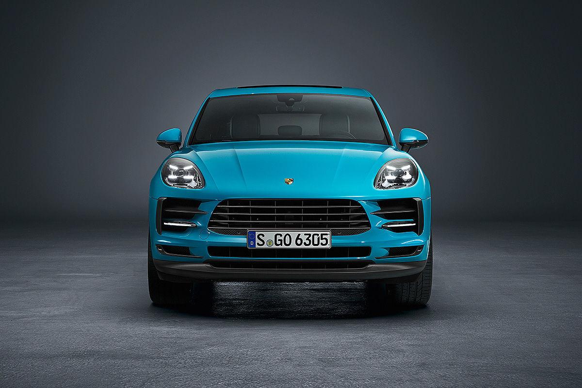 Porsche Macan Facelift (2018): Erlkönig, Marktstart