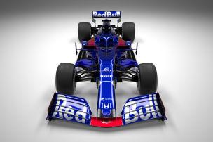 Das ist der neue Toro Rosso