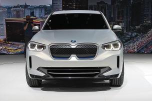 BMW iX3 (2018): Vorstellung