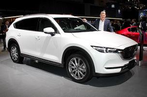 Mazda-SUV mit sieben Sitzen