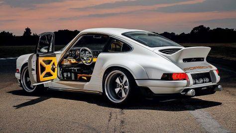 Singer 911 DLS mit 4,0-Boxermotor