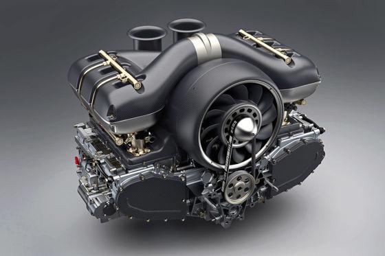 So stark wie der Motor des GT3 RS