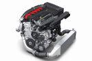 Audi 2,5 Liter Fünfzylinder EA 855 Motor