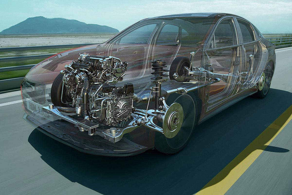 Aktuelle und zukünftige Motoren: Übersicht