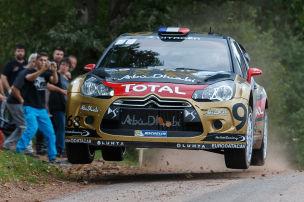 Rückkehr vom Schumi des Rallye-Sports?
