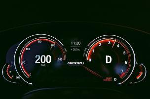 Wie sehr stresst Tempo 200?