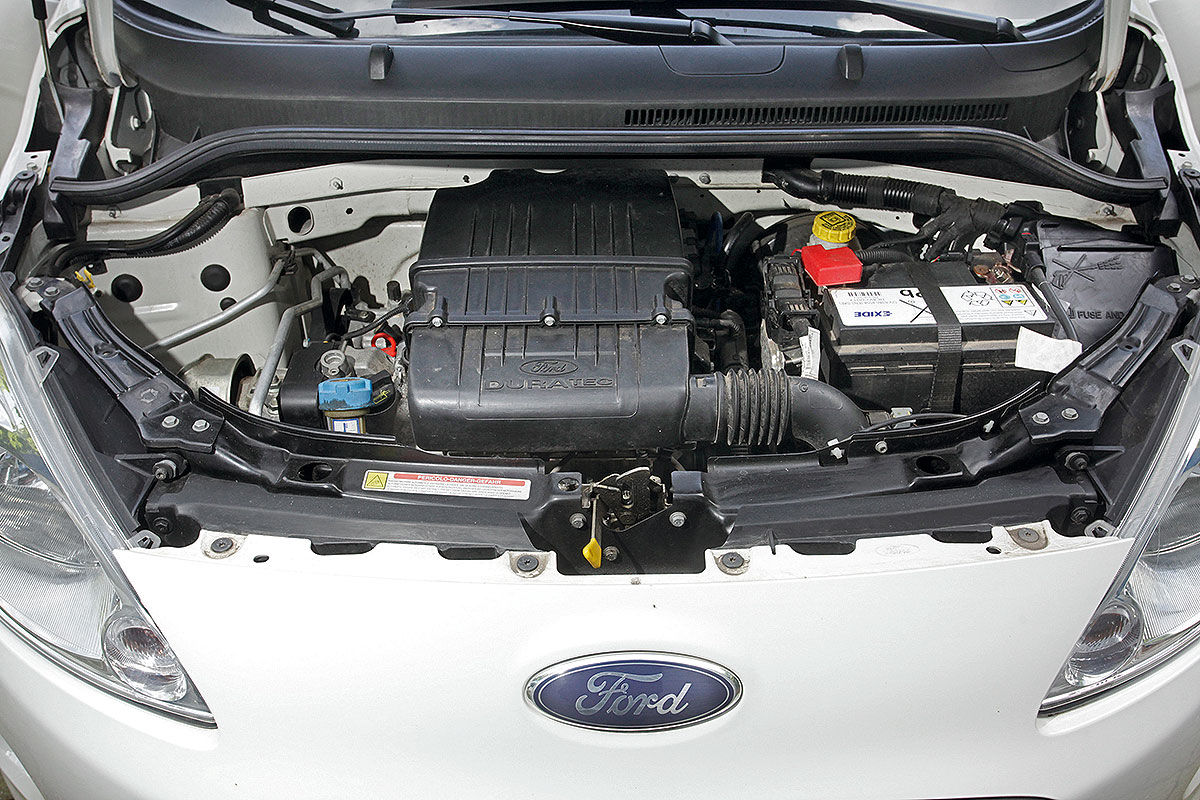 Gebrauchtwagen-Test Ford Ka