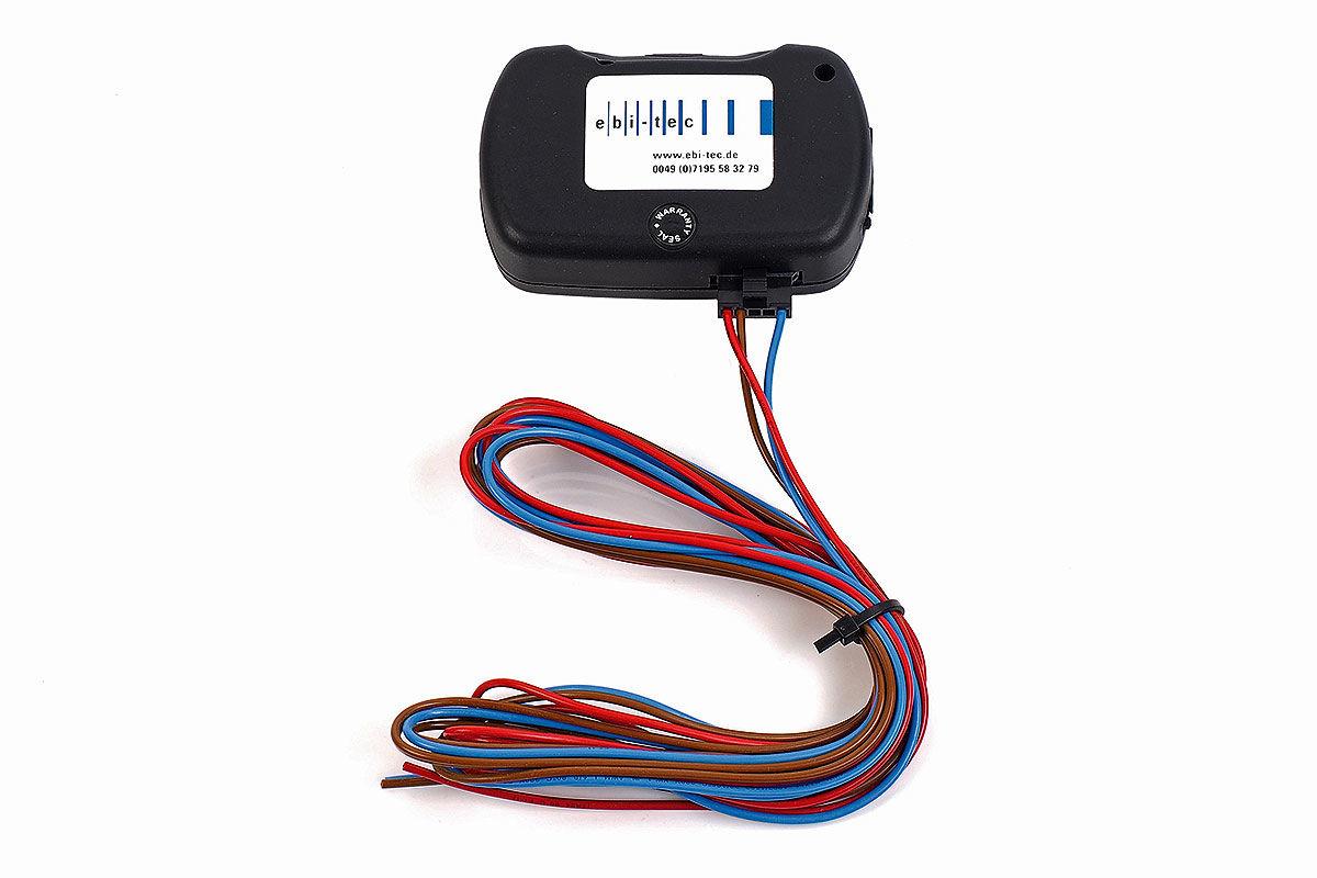 Acht GPS-Tracker im Test