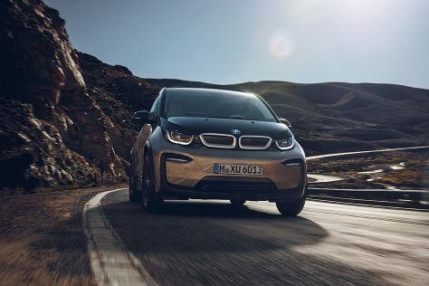 Bmw I3 I3s 2018 Reichweite Batterie Preis Autobild De