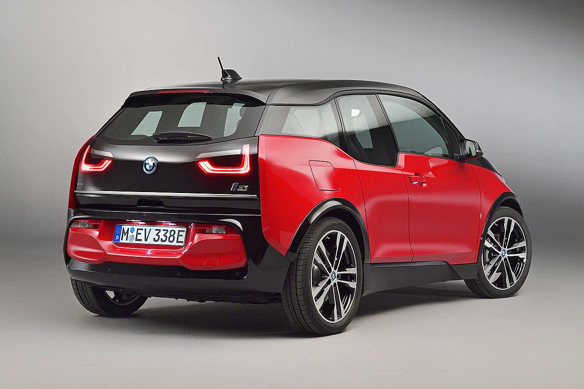 BMW i3/i3s Facelift/LCI (2017): Vorstellung