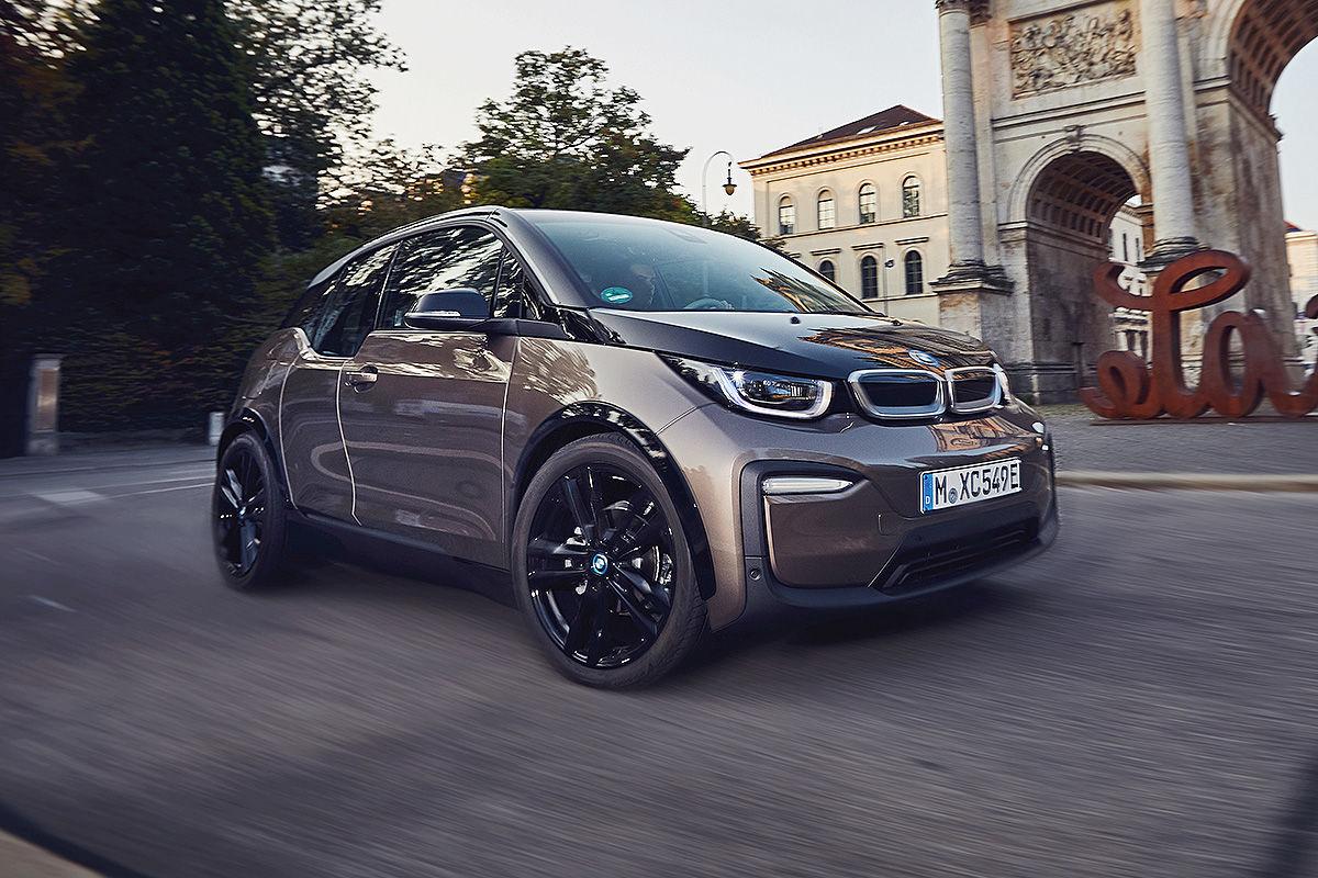 Bildergalerie BMW i3