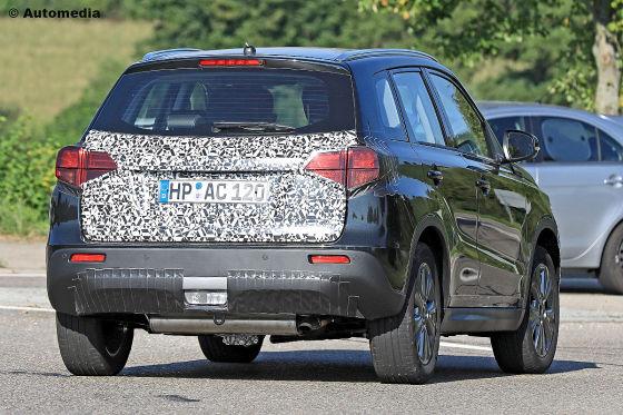 Suzuki liftet sein Erfolgs-SUV