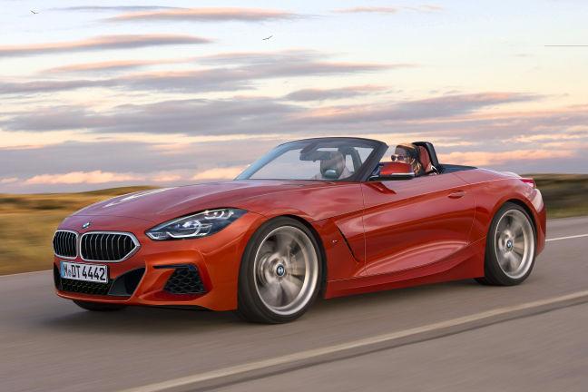 Video: BMW Z4 (2018) - autobild.de