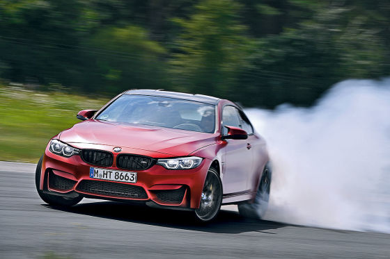 BMW M4 Competiton
