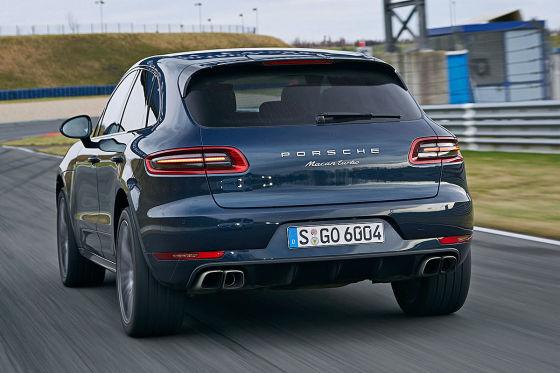 Porsche Macan Turbo PP