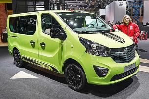 Opel Vivaro Life (2017): Test