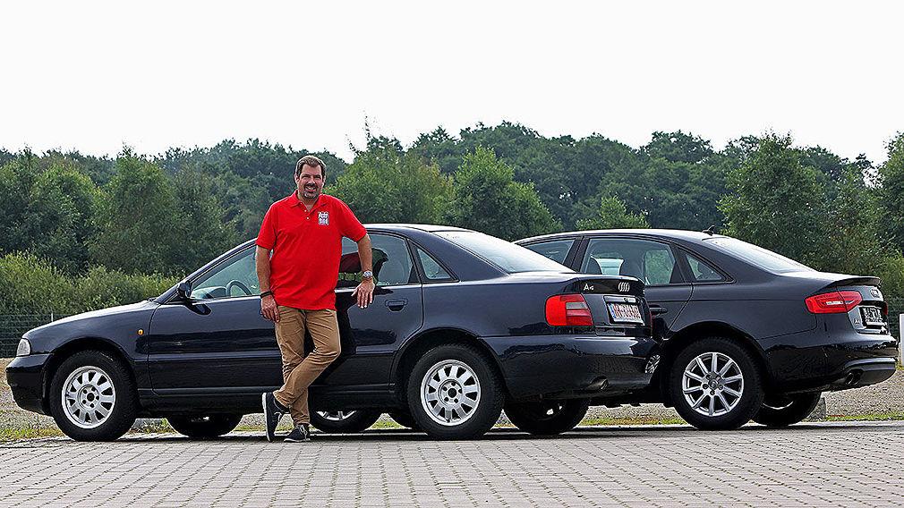 Audi A4 B5 Autobildde