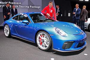 Porsche 911 GT3 Touring Paket (2017): Test