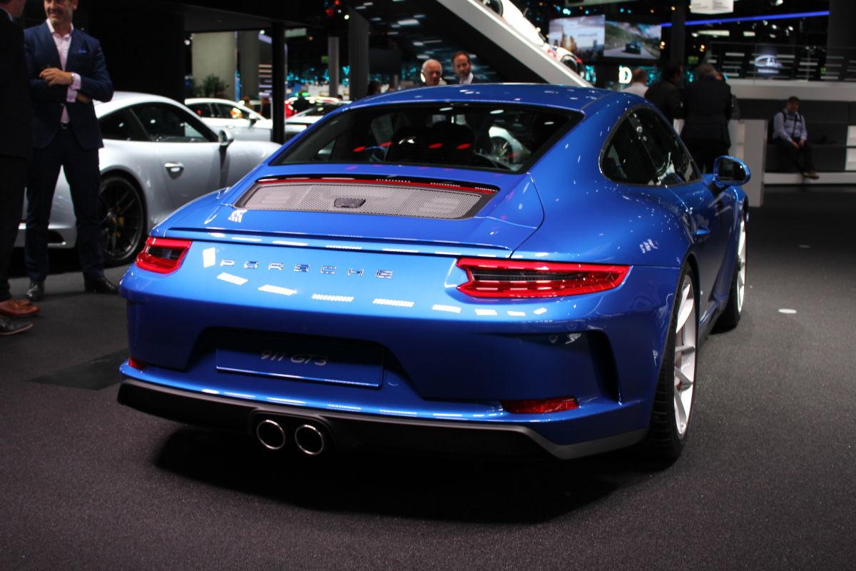 Porsche 911 GT3 Touring Paket (2017): Preis, Spoiler, Motor