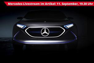 Mercedes auf der IAA 2017